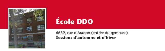 École DDO