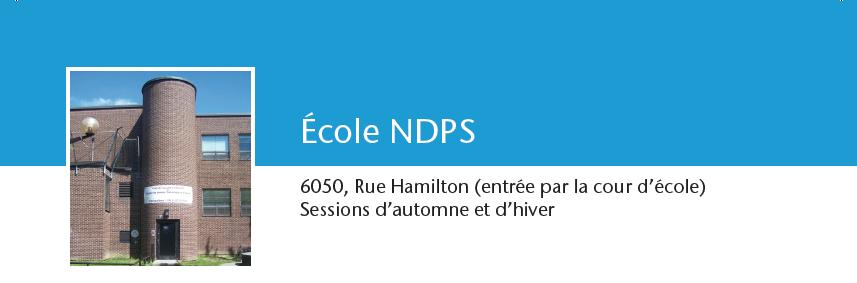 École NDPS - 1