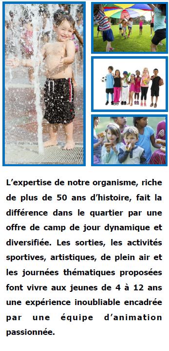 Camp 2018 - description