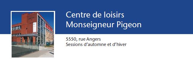 Centre Mgr Pigeon